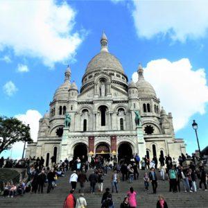 Sacré-Coeur and Area