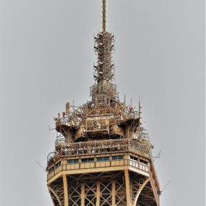 Eiffel Tower summit