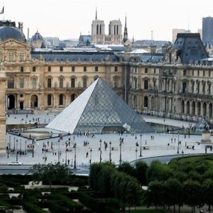 Louvre Museum with a Guide