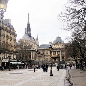 Paris Center Visit