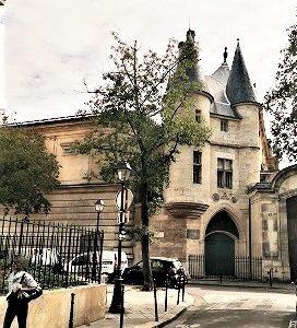 パリ中心エリア観光